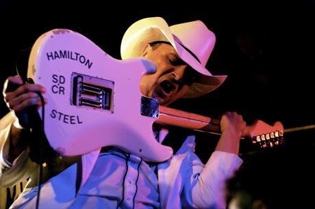 White Cowbell Oklahoma