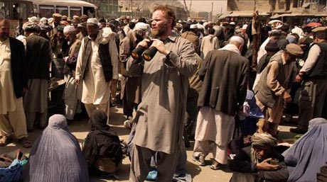 Where In The World Is Osama Bin Laden? Morgan Spurlock