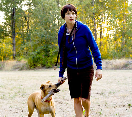 Wendy and Lucy Kelly Reichardt