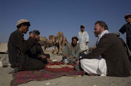 Where in the World Is Osama Bin Laden? Morgan Spurlock
