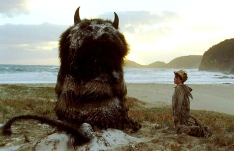 Where the Wild Things Are [Blu-Ray] Spike Jonze