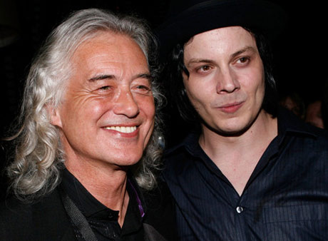 Jimmy Page and Jack White Hate On <i>Guitar Hero</i>