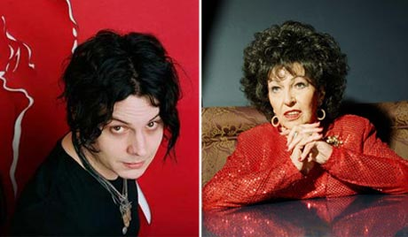 "Wanda Jackson ""Thunder on the Mountain"" (ft. Jack White) (video)"