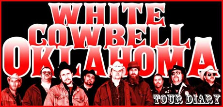 White Cowbell Oklahoma Bring The Noise To Exclaim.ca with Exclusive Tour Diary