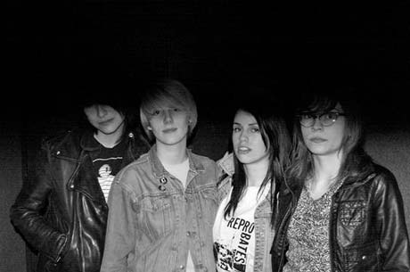 Exclusive: Vancouver's White Lung Dispel Any and All Break-Up Rumours After Losing Guitarist