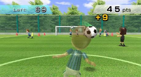 Wii Fit Wii