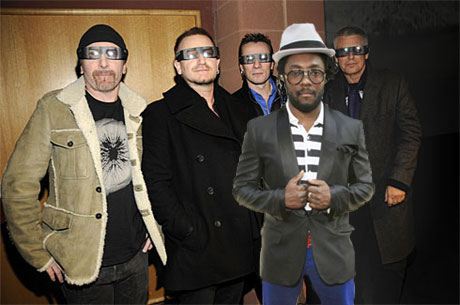 Will.I.Am Producing the New U2 Album, Apparently