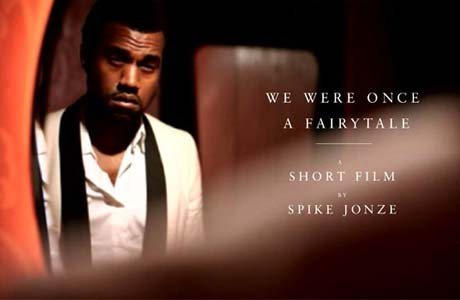 Spike Jonze-Directed Short Film with Kanye West Gets September Release Date