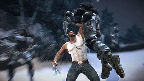 X-Men Origins: Wolverine Uncaged Edition PS3 / Xbox 360