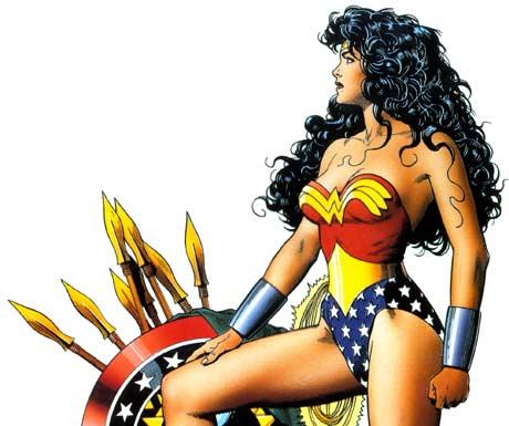 Reality Bites Wonder Woman Gets A Fresh Start