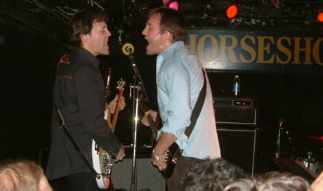 The Wrens / Raising The Fawn Horseshoe Tavern, Toronto ON - February 7, 2004