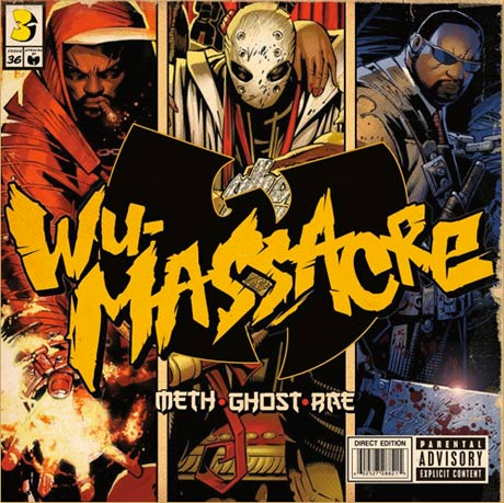 Ghostface, Method Man and Raekwon Finally Confirm <i>Wu-Massacre</i>'s Release Details