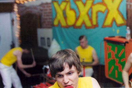 XBXRX At Work On New Album
