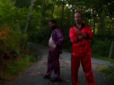 Watch Out! Will Oldham, Zach Galifianakis Put A Down Home Spin On Kanye West's New Single