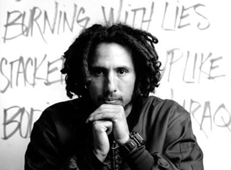 Zack De La Rocha Finishes Solo Album