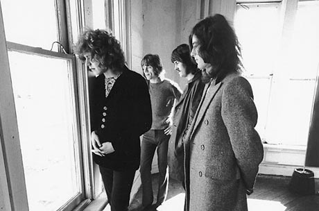Led Zeppelin Mothership/The Song Remains the Same