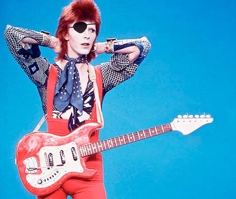 David Bowie Preps <i>Live Santa Monica '72</i> Release