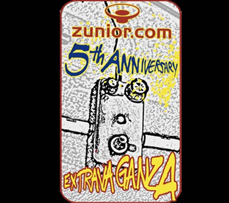 Zunior Celebrates Five Years with Wax Mannequin, Mike O'Neill and More at Toronto Birthday Bash Tomorrow