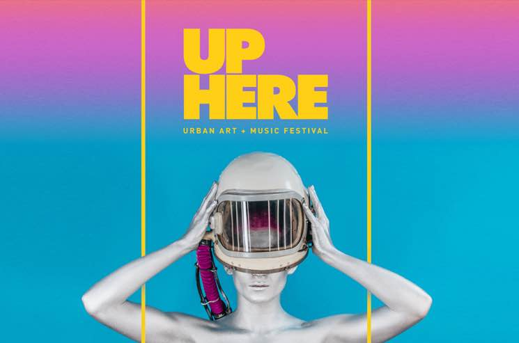 Sudbury's Up Here Festival Gets Stars, Young Galaxy, Holy Fuck for 2016 Edition