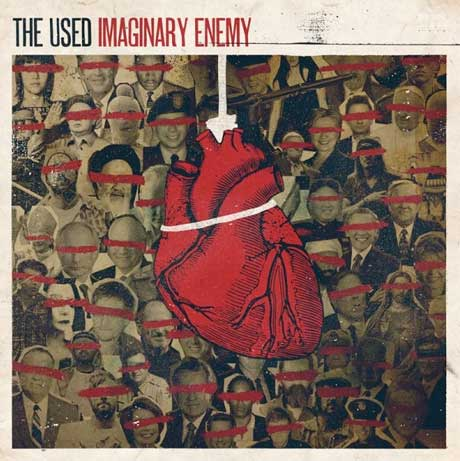 The Used Set Sights on 'Imaginary Enemy' with New LP