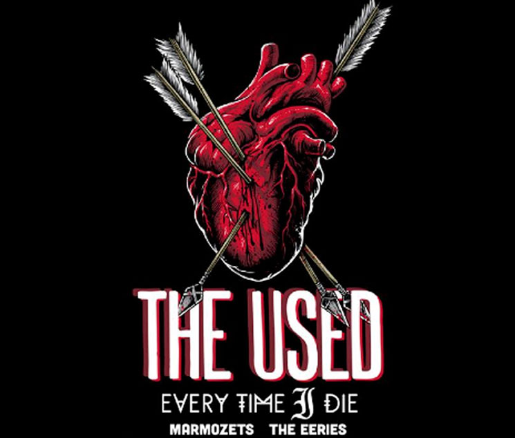 The Used and Every Time I Die Join Forces for North American Tour