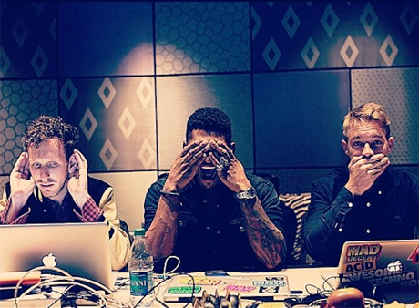 Usher 'Climax' (ft. Diplo)