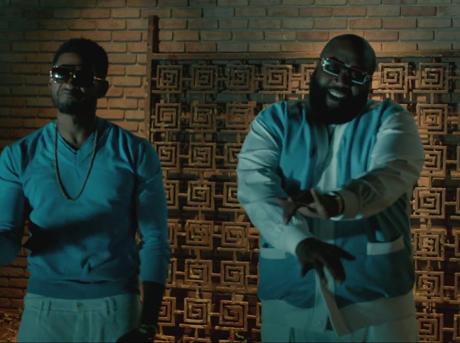 """Usher """"Lemme See"""" (ft. Rick Ross) (video)"""