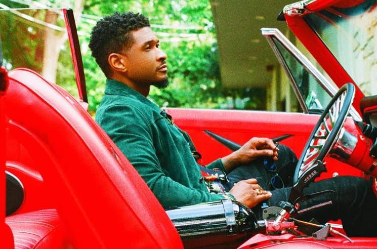 Stream Usher's New Album 'A'