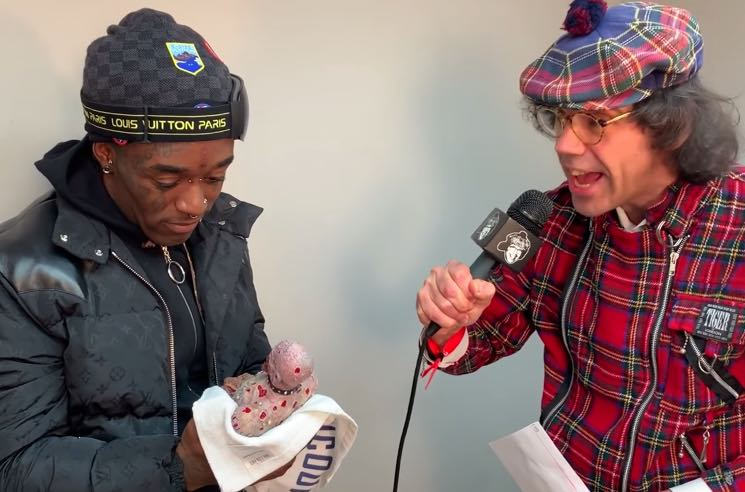 ​Lil Uzi Vert Runs Out on Nardwuar Interview