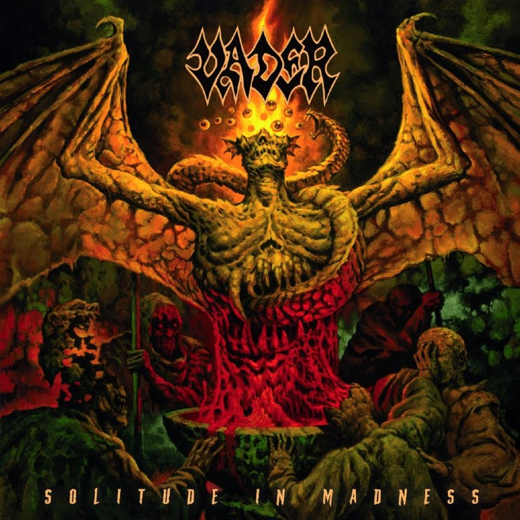 Vader Deliver Another Straight-Up Death Metal Ripper on 'Solitude in Madness'