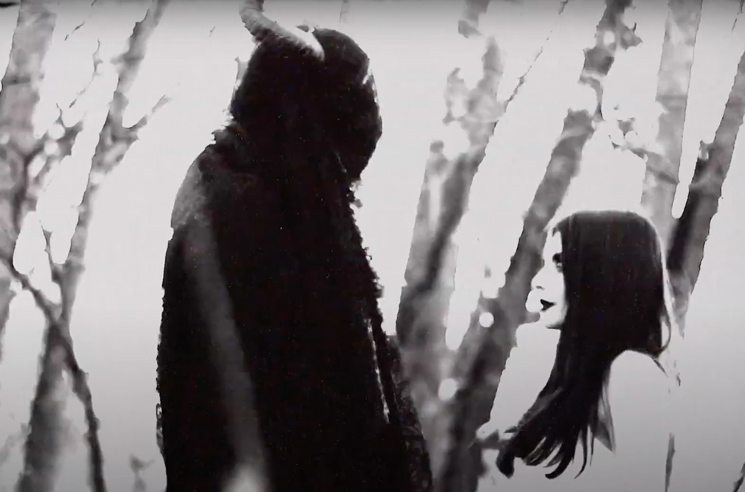Watch Vale of Pnath Embrace Black Metal Aesthetic in New 'Skin Turned Soil' Video