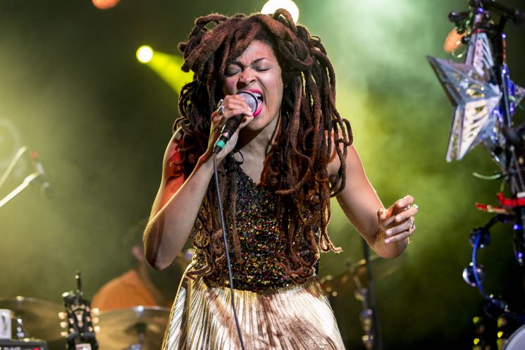 Valerie June Edmonton Folk Music Festival, Edmonton AB, August 12