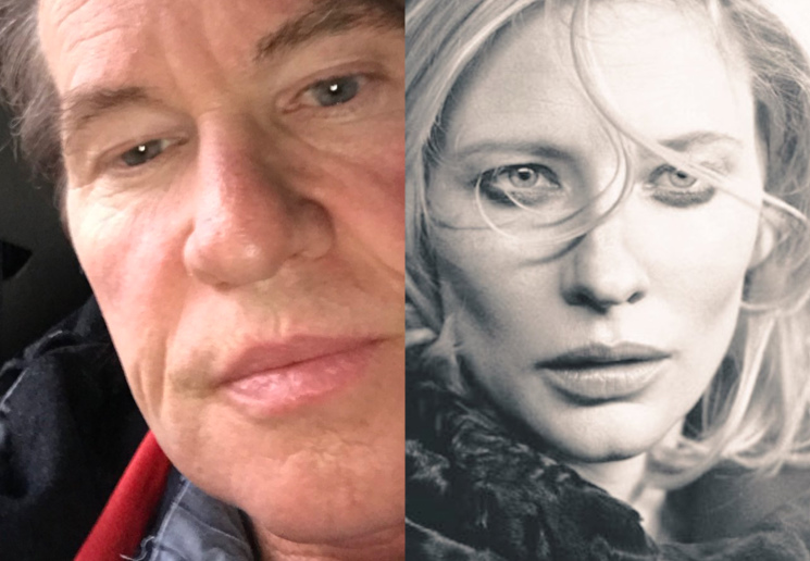 Val Kilmer Spent the Whole Weekend Tweeting About Cate Blanchett