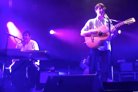 Vampire Weekend New Song #2 (live video)