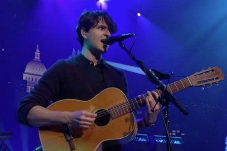 "Vampire Weekend ""Unbelievers"" (live on 'Austin City Limits')"