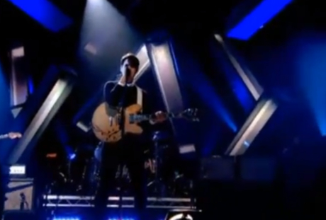 """Vampire Weekend """"Diane Young"""" / """"Unbelievers"""" (live on 'Later with Jools Holland')"""