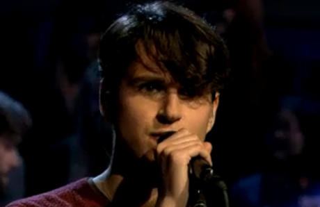 "Vampire Weekend ""Ya Hey"" / ""Everlasting Arms"" (live on 'Fallon')"