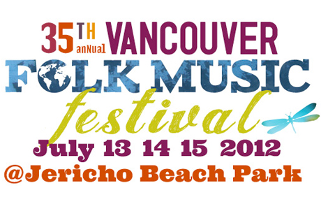 Vancouver Folk Music Festival Announces 2012 Lineup with Dan Mangan, K'naan, Lucinda Williams