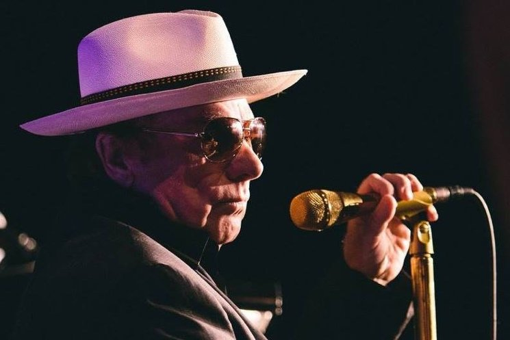 Van Morrison Is About to Release a Bunch of Anti-Lockdown Songs