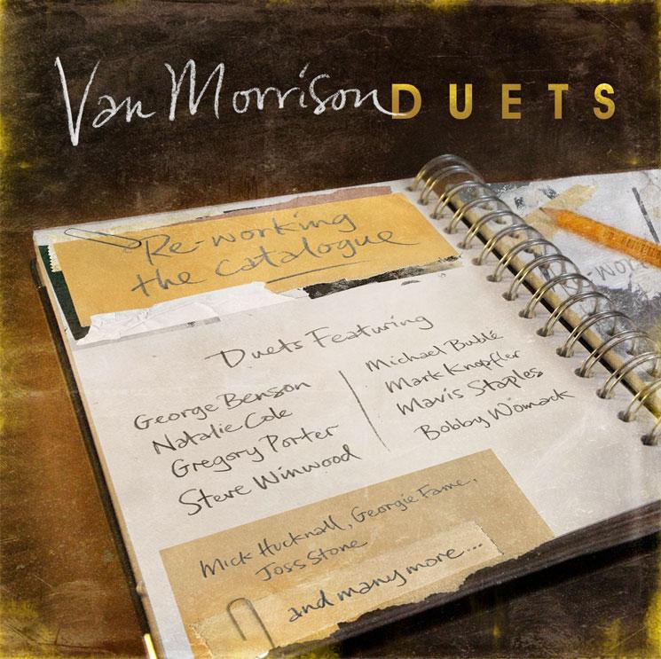 Van Morrison Announces 'Duets: Re-Working the Catalogue' LP
