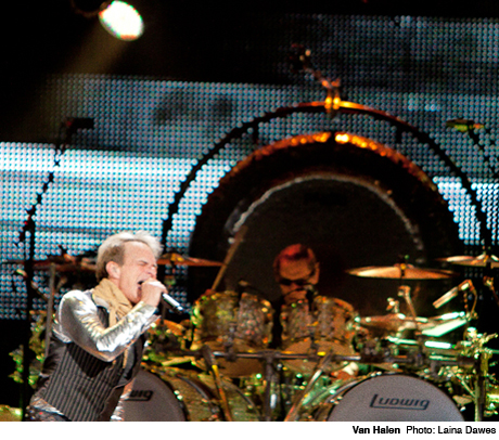 Van Halen Postpone More Than 30 North American Dates