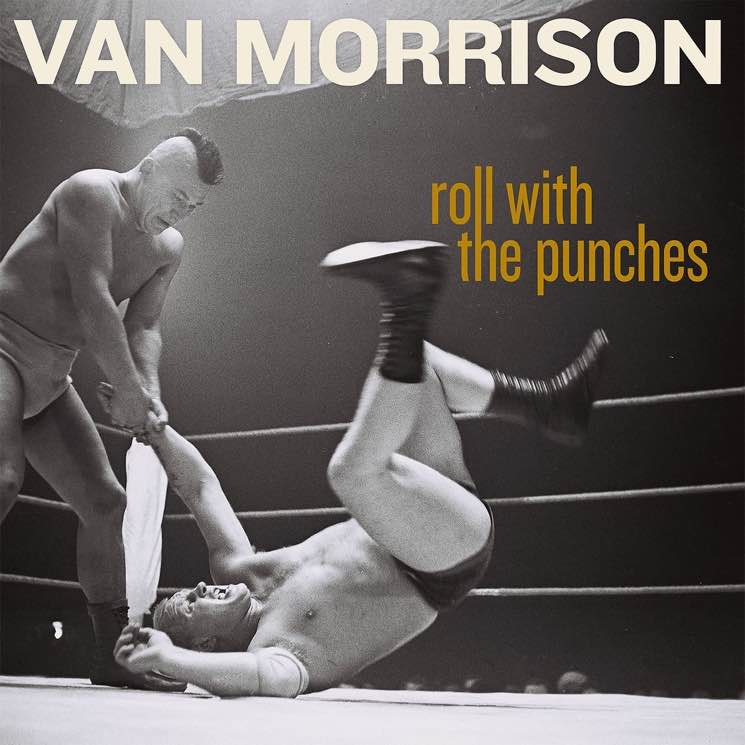 Retired Mohawk Wrestler Billy Two Rivers Sues Van Morrison over Album Cover