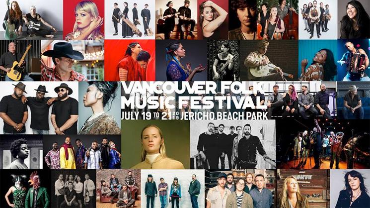 Vancouver Folk Music Festival Unveils 2019 Lineup