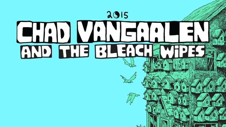 Chad VanGaalen Books Western Canadian Tour