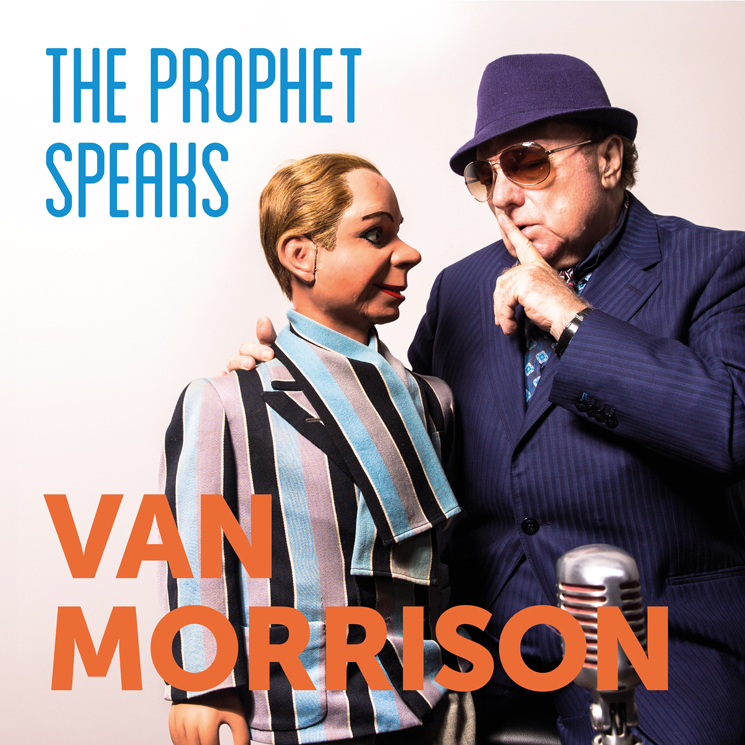 Van Morrison Readies 40th Studio LP 'The Prophet Speaks'
