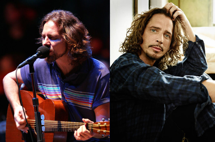 Eddie Vedder on Chris Cornell's Passing: 'I Still Haven't Quite Dealt with It'