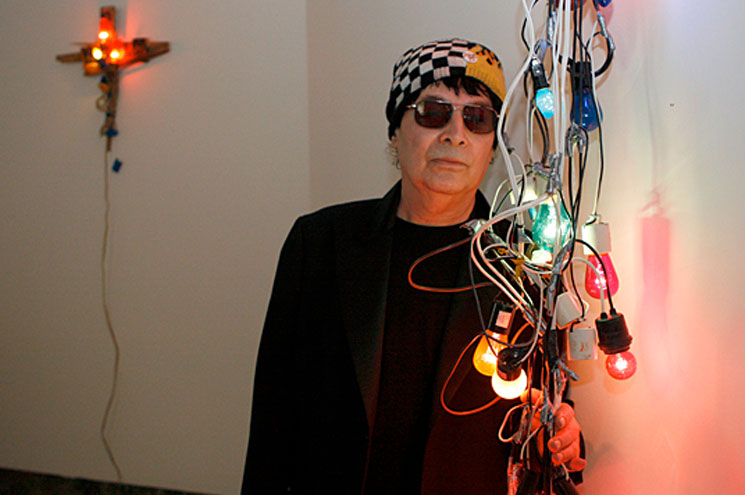 Musicians Pay Tribute to Suicide's Alan Vega