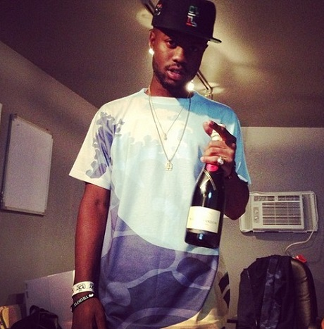 Casey Veggies 'Baby Don't Cry'