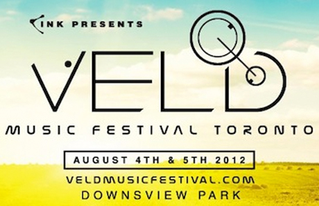 Toronto's VELD Music Festival Ropes In deadmau5, Bassnectar, Steve Aoki