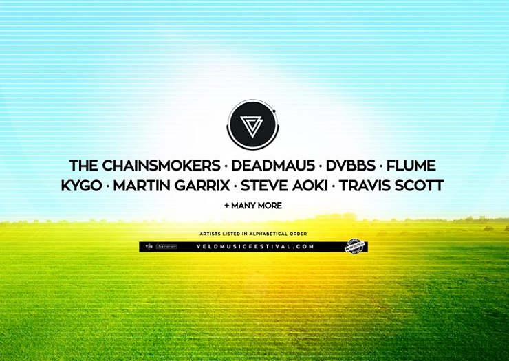 Toronto's VELD Music Festival Brings Out deadmau5, Travis Scott, Chainsmokers